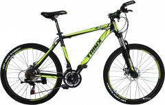 "Велосипед TRINX Majestic 19"" 26"" Black-Green (M136MBGW)"