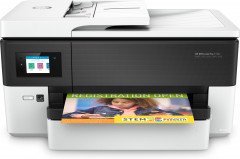 HP OfficeJet Pro 7720 Wide Format (Y0S18A) + USB cable