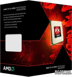 Процессор AMD FX-8320 3.5GHz/5200MHz/8MB (FD8320FRHKBOX) sAM3+ BOX