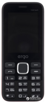 Ergo F243 Swift Dual Sim Black