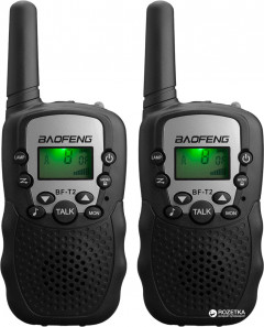 Рация Baofeng MiNi BF-T2 PMR446 Black