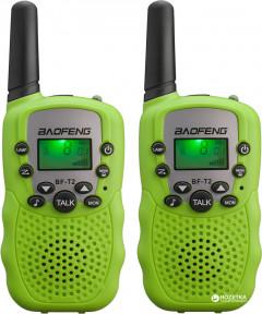 Рация Baofeng MiNi BF-T2 PMR446 Green