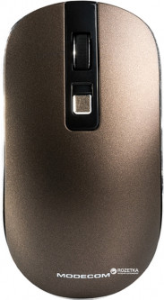 Мышь Modecom MC-WM101 Wireless Brown (M-MC-WM101-300)