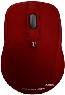 Мышь Modecom MC-0WM4 Wireless Red (M-MC-0WM4-500)