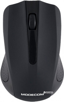 Мышь Modecom MC-0WM9 Wireless Black (M-MC-0WM9-100-OEM)