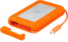 Жесткий диск LaCie Rugged Thunderbolt 1TB STEV1000400 2.5 USB 3.0 External