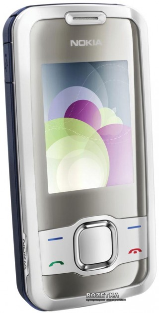 Nokia 7610 Supernova Muted Gray