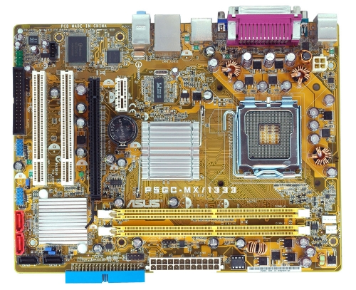 ASUS P5GC-MX INTEL 945 CHIPSET LAN DRIVER UPDATE