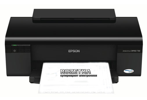 Epson Stylus Office T30 (C11CA19321)+ USB cable