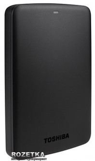 "Жесткий диск Toshiba Canvio Basics 500GB HDTB305EK3AA 2.5"" USB 3.0 External Black"