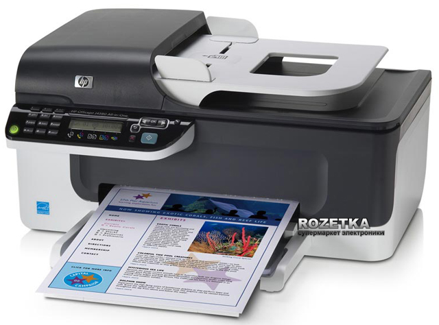 J4580 HP OFFICEJET DRIVER PC