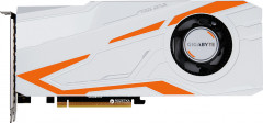 Gigabyte PCI-Ex GeForce GTX 1080 Ti Turbo 11GB GDDR5X (352bit) (1480/11010) (HDMI, 3 x DisplayPort) (GV-N108TTURBO-11GD)