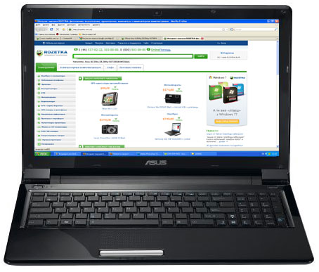 ASUS UL50AG NOTEBOOK AUDIO DRIVERS PC
