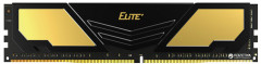 Оперативная память Team Elite Plus DDR4-2400 4096MB PC4-19200 Black (TPD44G2400HC1601)