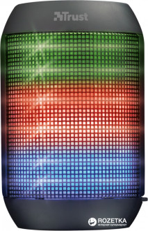 Trust Ziva Wireless Bluetooth Speaker with party lights Black (TR21967)