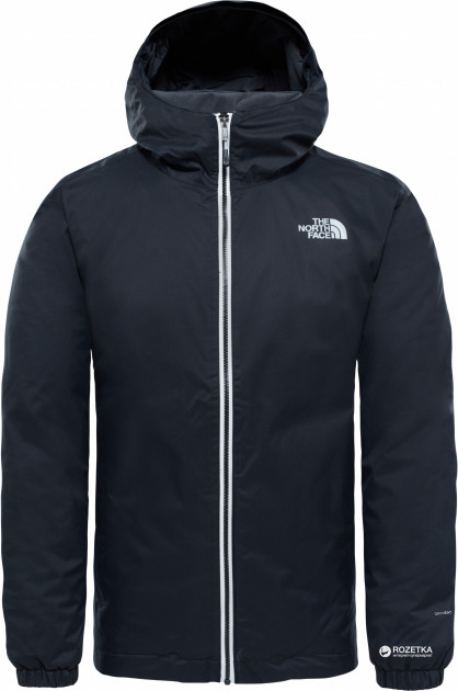 Куртка The North Face Men's Quest Insulated Jacket T0C302 XL JK3 Tnf Black (887867907686)