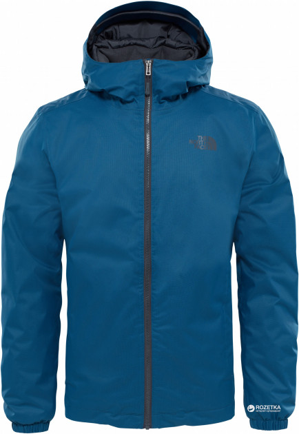 Куртка The North Face Men's Quest Insulated Jacket T0C302 L UXN Monterey Blue Black Heather (190851395841)