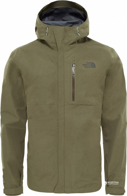 Куртка The North Face Men's Dryzzle Jacket T92VE8 XL H3R Burnt Olive Green Heather (190852103674)