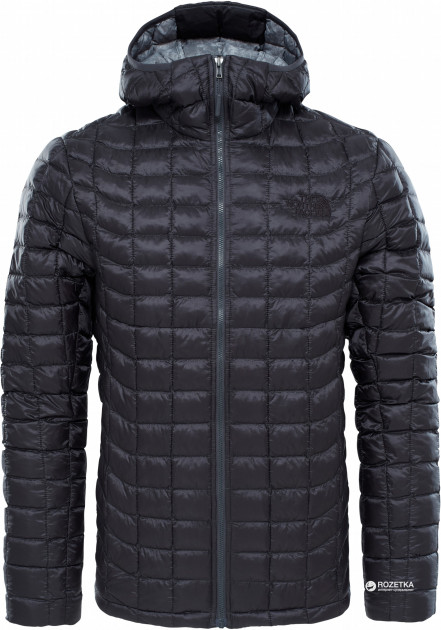 Куртка The North Face Men's Thermoball Full Zip Jacket T9382C M MLN Asphalt Grey Fusebox Grey (190849811681)