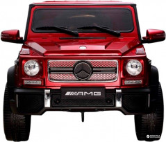 Электромобиль Kidsauto Mercedes-Benz G65 AMG Red (C-AG65-1)