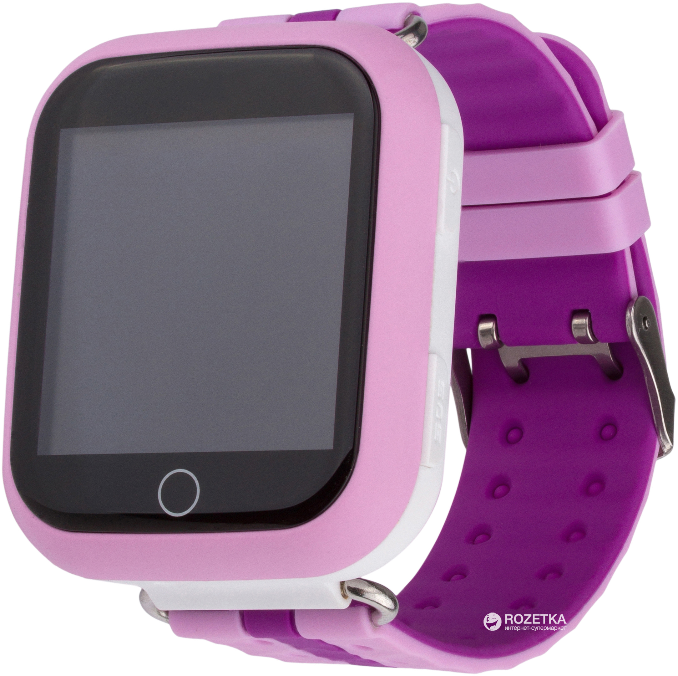 Atrix Smart Watch iQ100 Touch GPS Pink 6831fac70f91b