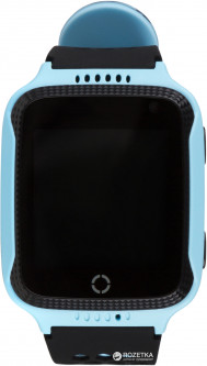 Смарт-часы Discovery iQ1600 Cam Touch GPS Blue