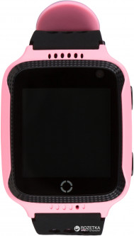 Discovery iQ1600 Cam Touch GPS Pink