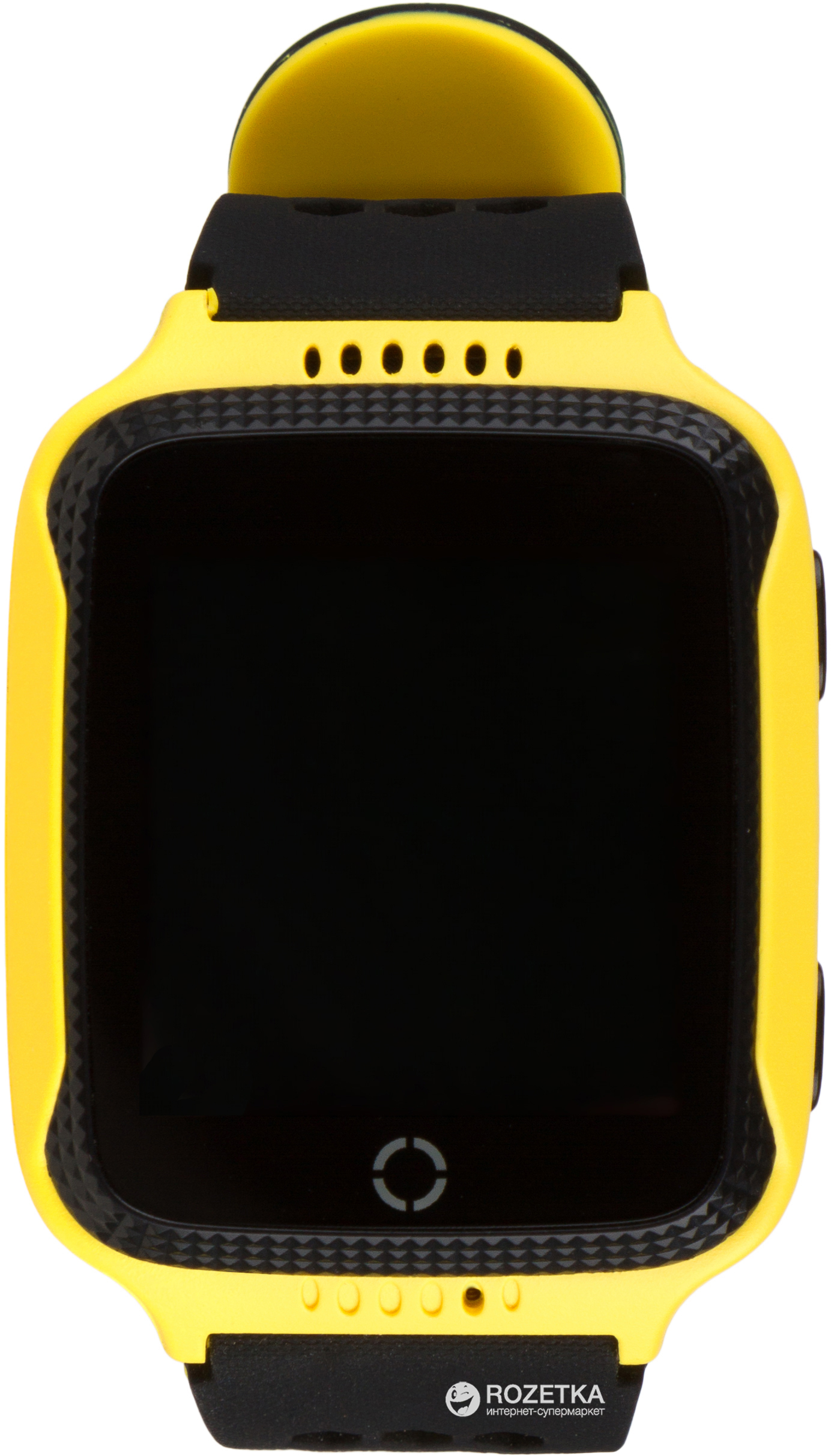 iQ1600 Cam Touch GPS Yellow