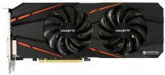 Gigabyte PCI-Ex GeForce GTX 1060 D5 6GB GDDR5 (192bit) (1506/8008) (DVI, HDMI, 3 x DisplayPort) (GV-N1060D5-6GD)
