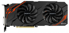 Gigabyte PCI-Ex GeForce GTX 1070 Ti Windforce 8192MB GDDR5 (256bit) (1607/8008) (DVI, HDMI, 3 x Display Port) (GV-N107TWF2-8GD)
