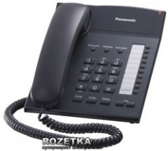 Panasonic KX-TS2382UAB Black