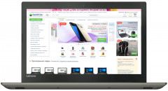Ноутбук Lenovo IdeaPad 520-15 (81BF00EKRA) Iron Grey