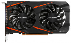 Gigabyte PCI-Ex Radeon RX 560 Gaming OC 4GB GDDR5 (128bit) (1224/7000) (DVI, HDMI, Display Port) (GV-RX560GAMING OC-4GD)