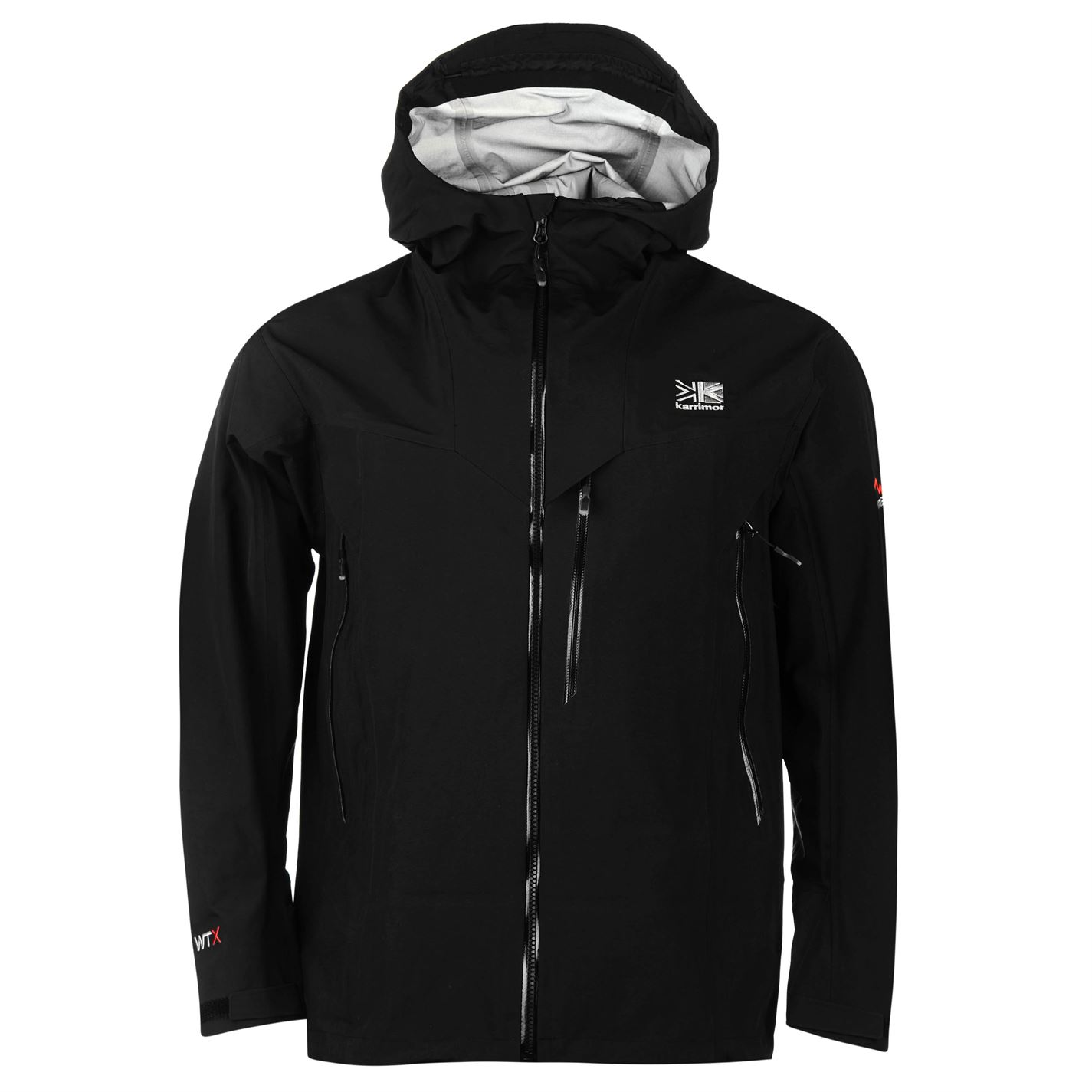 Лыжная куртка Karrimor Hot Rock Jacket M Черная (442007-R) 9b2329524ffee