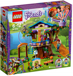 Конструктор LEGO Friends Домик на дереве Мии 351 деталь (41335)
