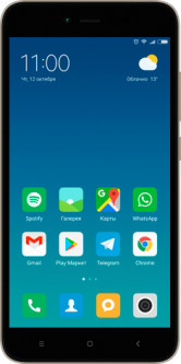 Xiaomi Redmi Note 5A Prime 4/64GB Gray