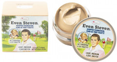 Тональный крем-мусс TheBalm Even Steven Whipped Foundation Light/Medium 13.4 мл (681619810268)