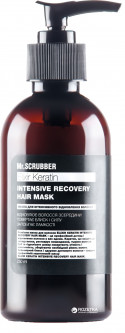 Маска для волос Mr.Scrubber Elixir Keratin Intensive Recovery Hair Mask 250 мл (2000000106779/4820200230801)
