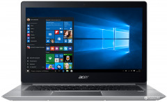 Ноутбук Acer Swift 3 SF314-52-84D0 (NX.GQGEU.019) Sparkly Silver Суперцена!!!