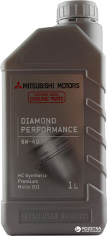 Масло моторное Mitsubishi Diamond Performance 5W-40 1 л (X1200102)