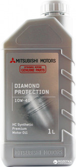 Масло моторное Mitsubishi Diamond Protection 10W40 1 л (X1200101)