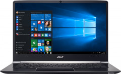 Ноутбук Acer Swift 5 SF514-51-59TF (NX.GLDEU.013) Obsidian Black Суперцена!!!