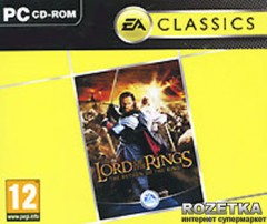 The Lord of the Rings: The Return of the King. Classics (PC, Jewel Case, английская версия)