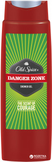Гель для душа Old Spice Danger Zone 250 мл (4084500979345)