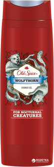 Гель для душа Old Spice Wolfthorn 250 мл (5410076966493/4084500979406)
