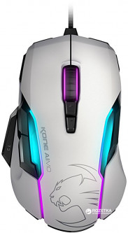 Мышь Roccat Kone AIMO RGBA Smart USB White (ROC-11-815-WE)