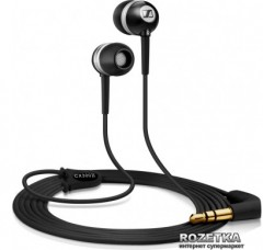 Sennheiser CX 300-II Precision (502737) Black