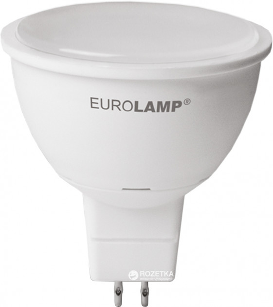 Светодиодная лампа Eurolamp LED GU5.3 7W 16 pcs NW MR16 (LED-SMD-075534(D))