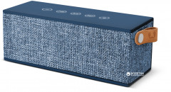 Fresh 'N Rebel Rockbox Brick Fabriq Edition Indigo (1RB3000IN)