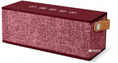 Fresh 'N Rebel Rockbox Brick Fabriq Edition Ruby (1RB3000RU)